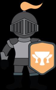 New Mascot: The Grails Knight