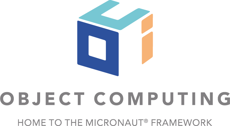 Object Computing is proud to be home to the Micronaut framework