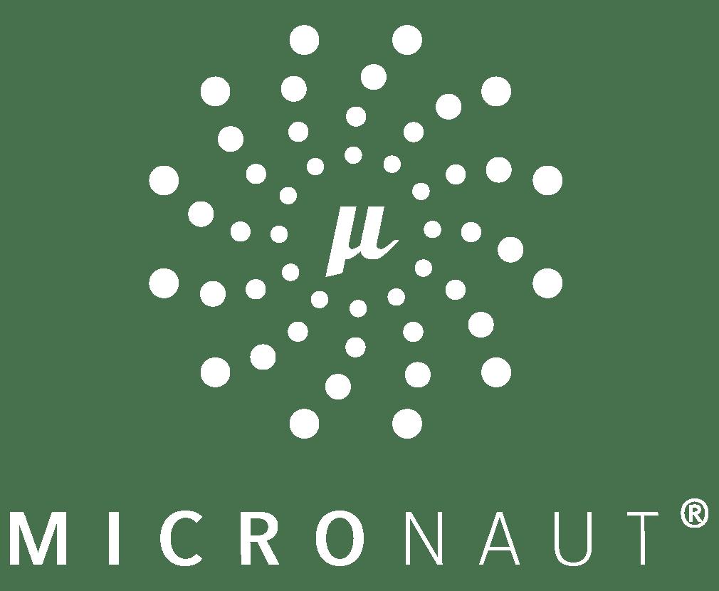 stacked Micronaut logo
